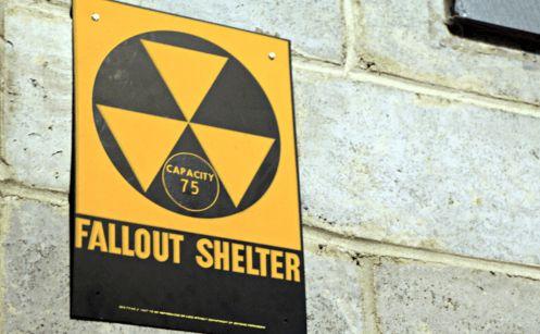 末日景象英國的驚心動魄招辦關於前景核戰爭或事故