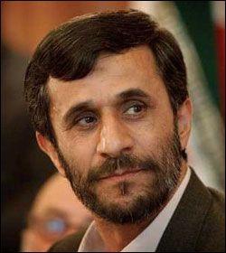Vai'xyy Mahmaud Ahmadihejad - Iranian Political Leader.