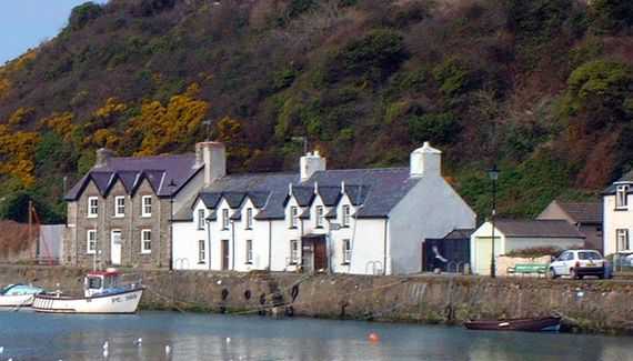 33 & 35 Quay Street - Self-catering cottages in Pembrokeshire  2 cottages total sleep 11