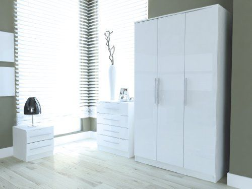 Best White Gloss Wardrobes Ideas Only On Pinterest White