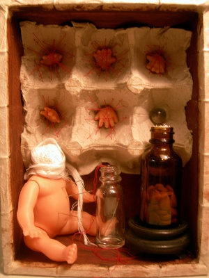Work by artists who have been influenced by Joseph Cornell