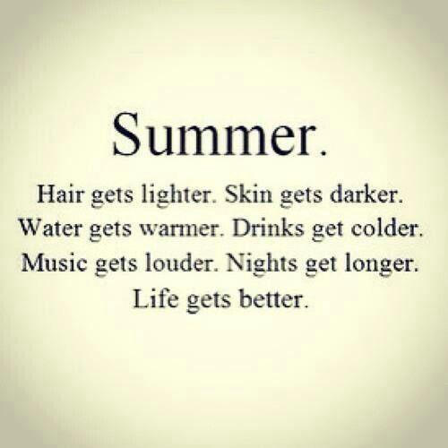 #Summer...perfect!