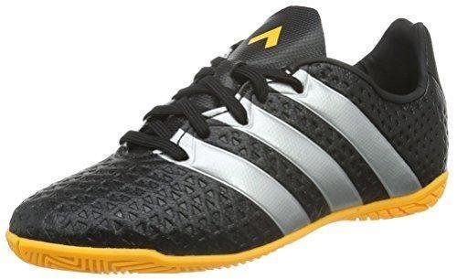 Oferta: 41.95€. Comprar Ofertas de adidas Ace 16.4 IN - Botas de fútbol de Material Sintético para niño, color Negro, talla 30 EU barato. ¡Mira las ofertas!