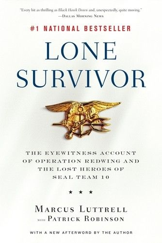 Lone Survivor Hard Back- Autographed Copy