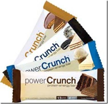 FREE Power Crunch Bar