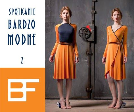 polish brand of fashion BACK TO FRONT #clothing #woman #polish #fashion #designer #unique #spotkaniabardzomodne