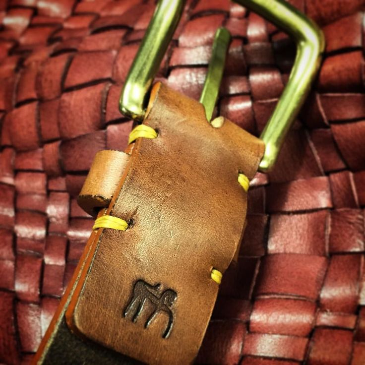 Nicolameyer.com toro belt 4 mm solid brass buckle vegetable tanned hancrafted in Tuscany Italy