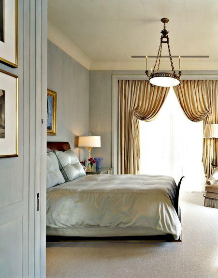 Elegant Bedroom: Jan Showers - Mansion Residence Bedroom