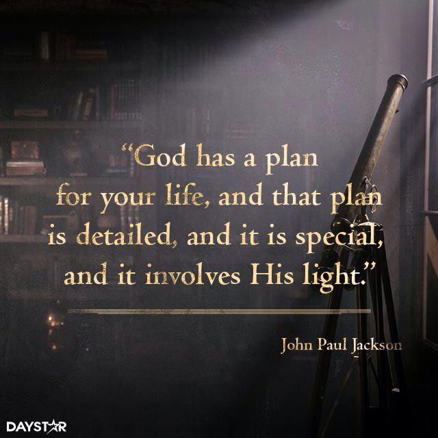 ~ John Paul Jackson
