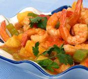 Spicy Thai Sweet & Sour Shrimp Recipe