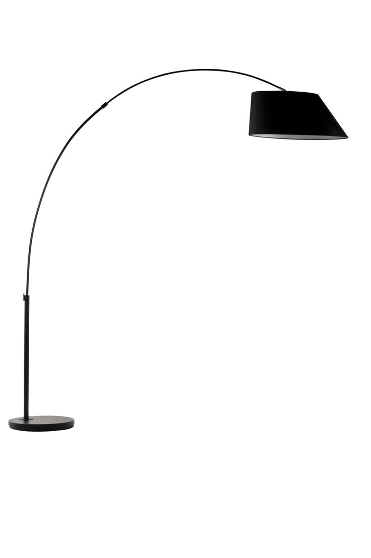 Floor Lamp Arc Black - Zuma Design
