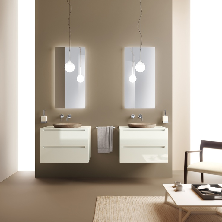 Idro Collection by #Scavolini #Bathrooms
