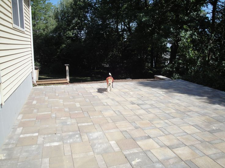 Awesome Unilock Pavers For Your Outdoor Patio Ideas: Cool Unilock Pavers  Design For Your Contemporary