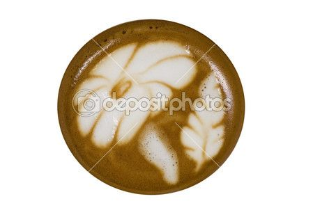 Coffee close up, top view — Stock Image #1437157