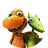 Fly with Buddy from The Dinosaur Train game on PBSkids.org #pbscuriosity
