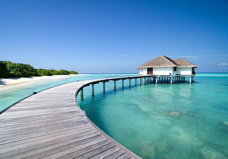 Island Hideway Spa Resort & Marina Maldives Haa Alifu Atoll The Paradise of Heaven: Malediven / Maledives / Maldives