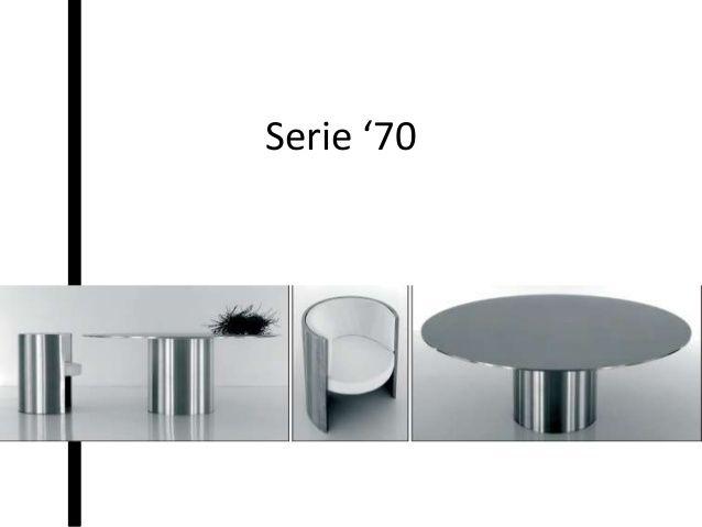 DESIGN PRODOTTO - cappellini - serie '70