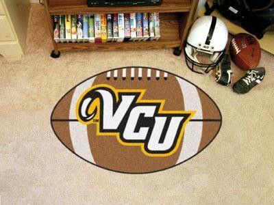Virginia Commonwealth University Football Rug