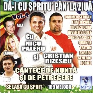 Da-i cu Spritul Pan la Ziua - Album [Vol. 4 - Part. 2] Download
