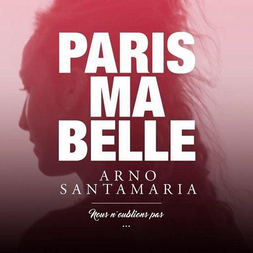 """Paris ma belle"", le single d'Arno Santamaria : http://www.menagere-trentenaire.fr/2016/11/04/paris-ma-belle-arno-santamaria"