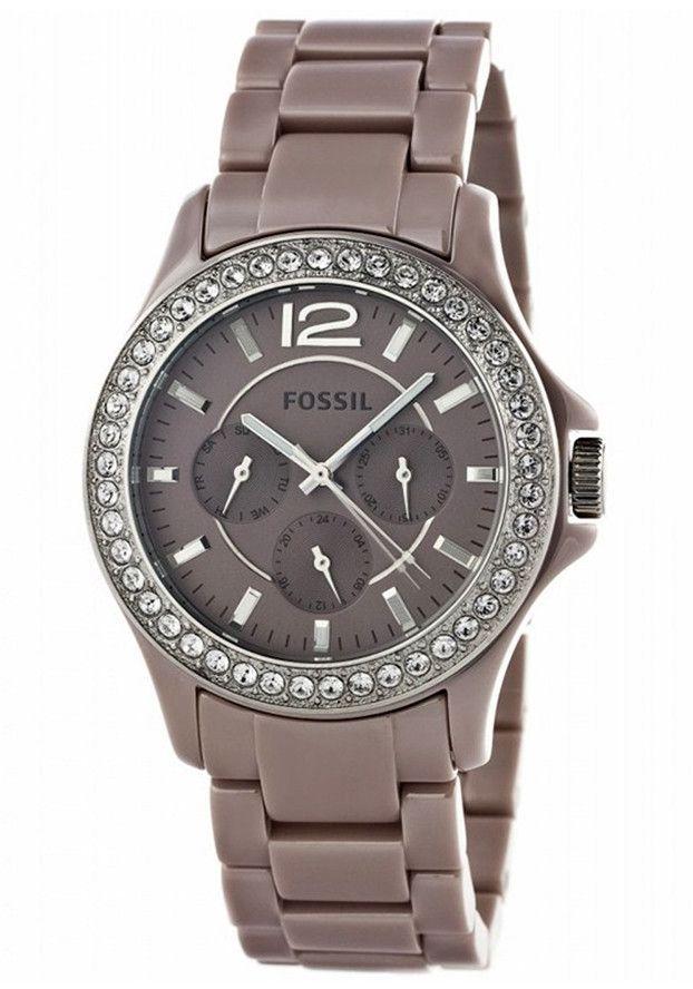 FOSSIL WOMEN'S STAINLESS STEEL WATCH CE1063