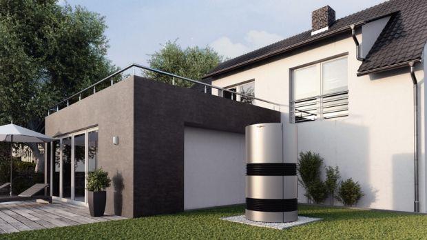 Luft/Wasser-Wärmepumpe Vitocal 300-A