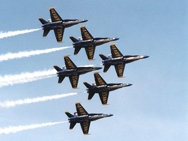 Blue Angels Practice Pensacola Florida | Blue Angels