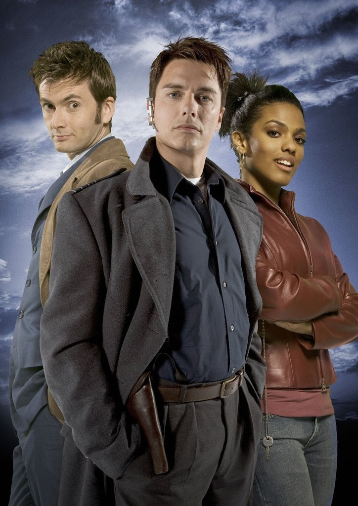 I really miss these three together, I wish they did more episodes :/