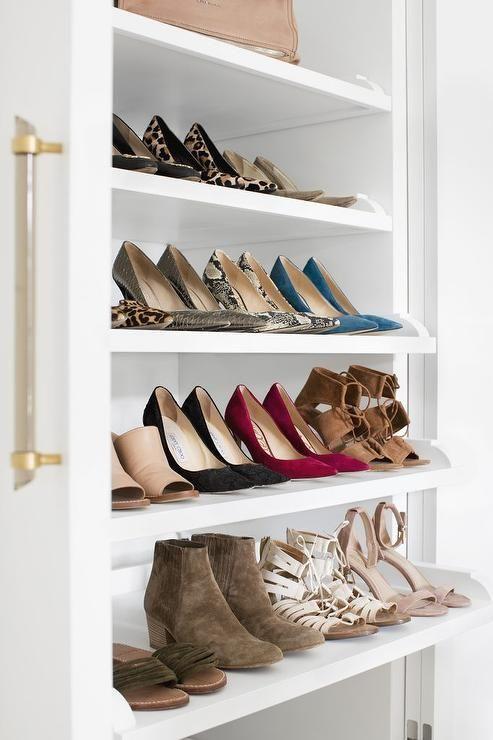 Best 25+ Shoe Shelve Ideas On Pinterest   Shoe Storage Wardrobe, Closet  Shoe Storage And Closet Shoe Shelves