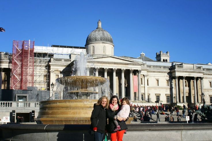 The Chirping Moms: Where To Wednesday: London For All Ages