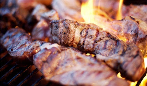 BBQ   - from my fav http://pinnedrecipes.com: Barbecue Recipe, Bbq Sauces, Bbq Grilled, Healthy Grilled Recipe, Simple Bbq Ribs On The Grilled, Bbq Food, Meat Recipe, Bones Ribs, Bbq Recipe