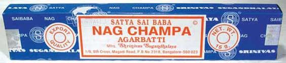 Nag Champa incense sticks 15gm