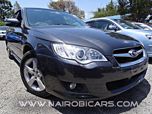 Best prices on new and used cars in Kenya @ www.nairobicars.com 2007 Subaru Legacy http://www.nairobicars.com/views/Subaru_Legacy_Station_Wagon_2007-690/