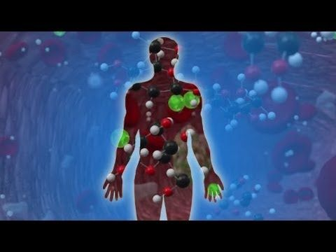 How Does a PET Scan Work? - YouTube NIBIB's 60 Seconds of Science explains what is happening in the body when it undergoes an PET scan.  A PET scan uses radioactive tracers to create 3D images of the body. The radiation from the tracers poses little danger to the patient since they quickly pass out of the body. The kind of tracer used will depend on what the doctor is looking for. Often when looking for cancer, doctors use FDG, a modified form of glucose....