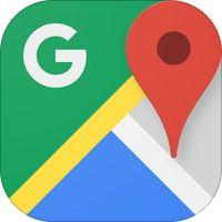 Google Maps - Navegación en tiempo real, tráfico, transporte público y los alrededores por Google, Inc.