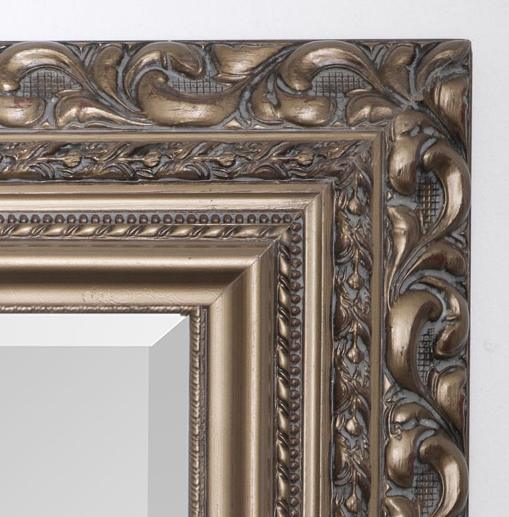 Gold & Silver Safekeeper Mirrored Jewelry Cabinet By Lori Greiner With ...
