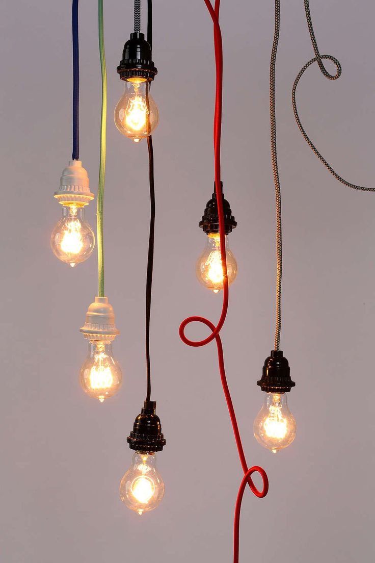 Fabric cord kit urban outfitters hanging lights and home for Fairy lights urban outfitters us