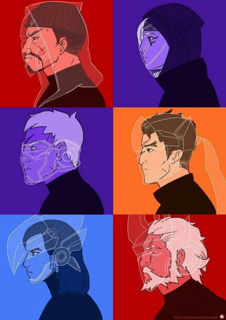 Overwatch..... In the end we are still just men and women behind our masks