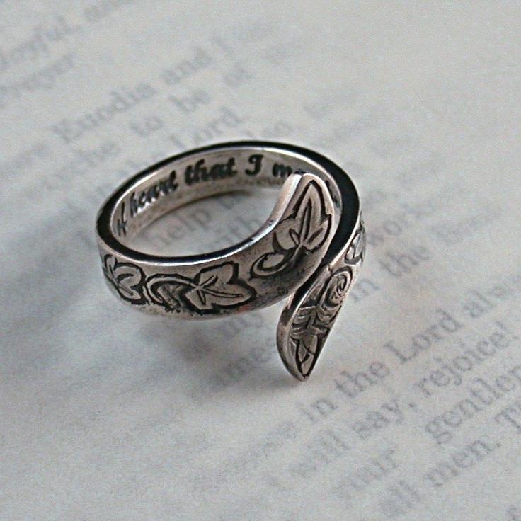 sterling single christian girls Christian rings, inspirational rings for men and women purity rings, sterling silver christian rings, wedding rings.