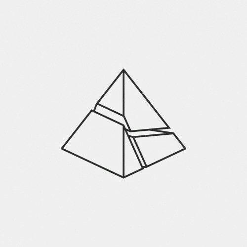 Die besten 25+ Geometrisches grafik design Ideen auf Pinterest - dekorative geometrische muster interieur