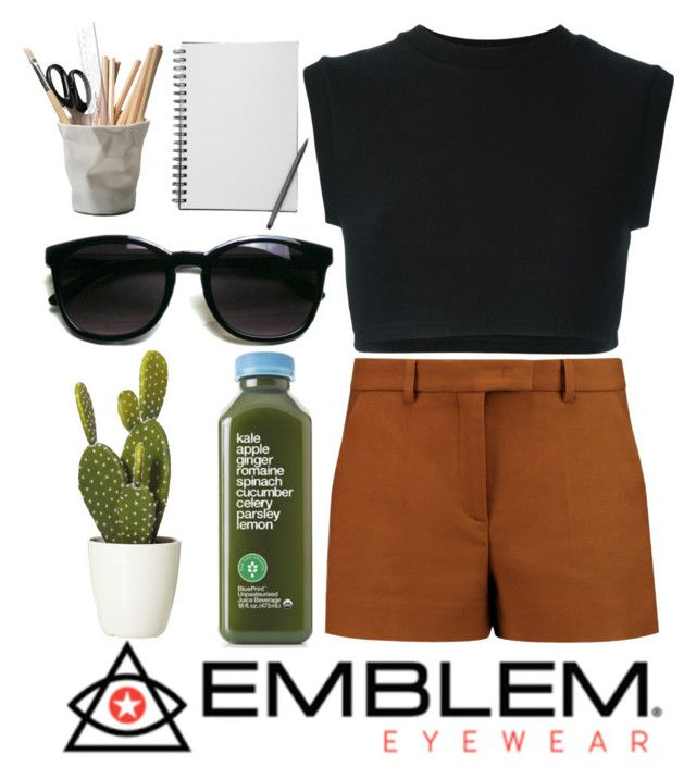 """""""Untitled #153"""" by chicclo on Polyvore featuring Emilio Pucci, adidas Originals and ESSEY"""