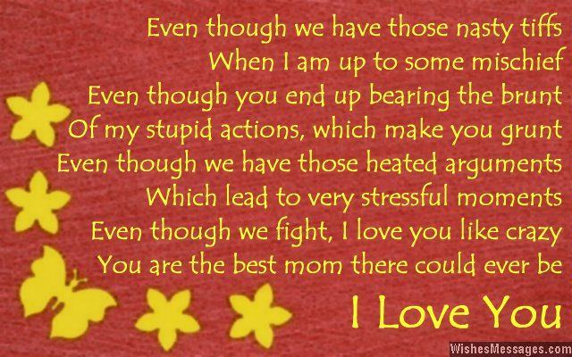 I Hate My Mom Poem: 78 Best Parental Love And/or Hate (Quotes For Your Parents