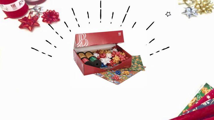 KIT DI NATALE #gift #xmas #wrapping #ideas #christmas #kit #natale #regali #paper #ribbon #bows #carte #nastri #fiocchi https://www.shopbolis.com/it/categoria/kit