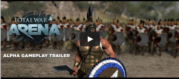 Total War: ARENA gün yüzüne çıktı.