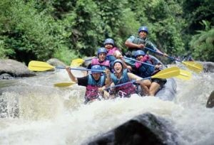 River Rafting in Bali | Bali beach