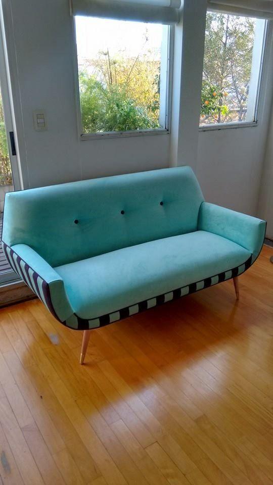 Pin de retro mueble en sillon gondola retro vintage for La gondola muebles