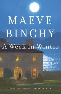 A Week in Winter by Maeve Binchy. She is such a great story teller.: