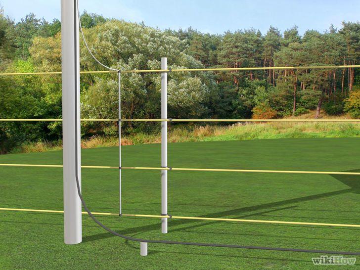 Comment installer une clôture électrique: 16 étapes