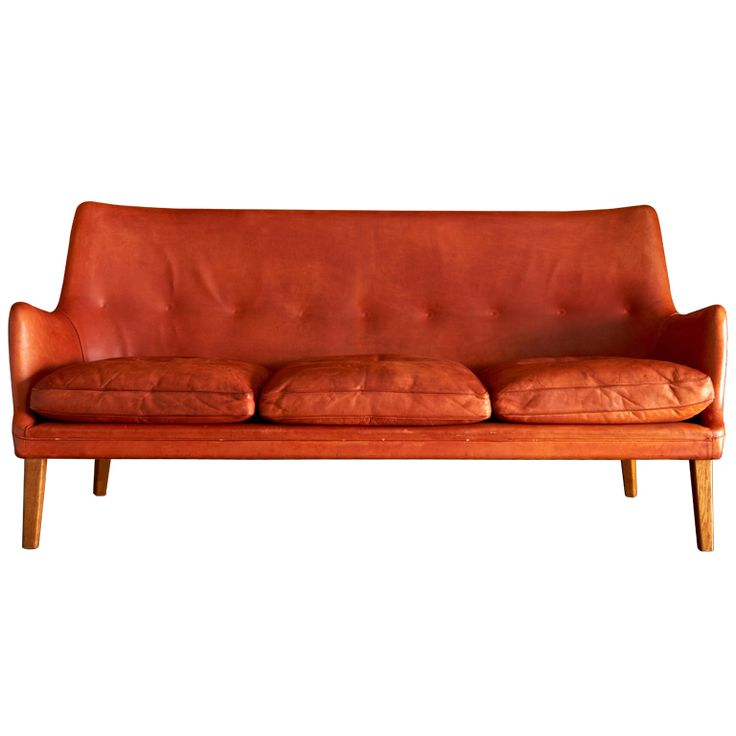 arne vodder sofa for ian schlecter