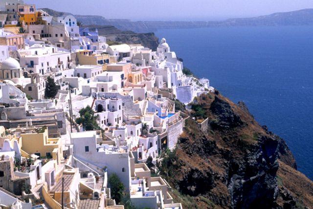 Santorini-Resimleri